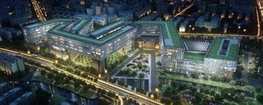 武汉光电国家研究中心新大楼