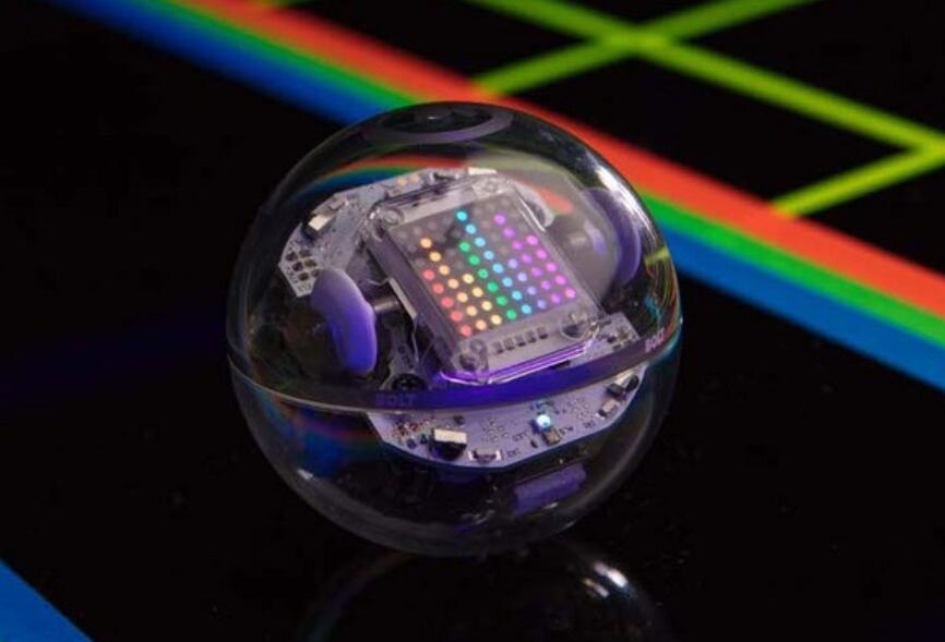 Sphero推出球形编程教学机器人Bolt,配备红外传感器