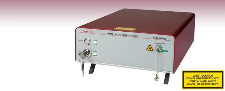 Thorlabs发布新型MEMS-VCSEL扫频激光光源