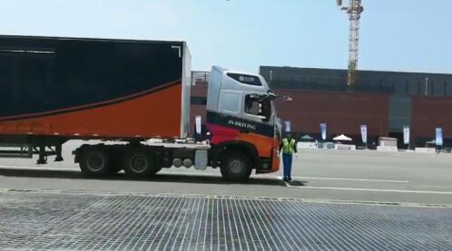 豪米波技术在8月中国智能汽车大赛上展示了一款24GHz远距离(150m)AEB毫米波雷达性能