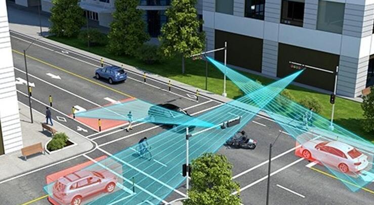 采用LiDAR传感器的先进交通监测