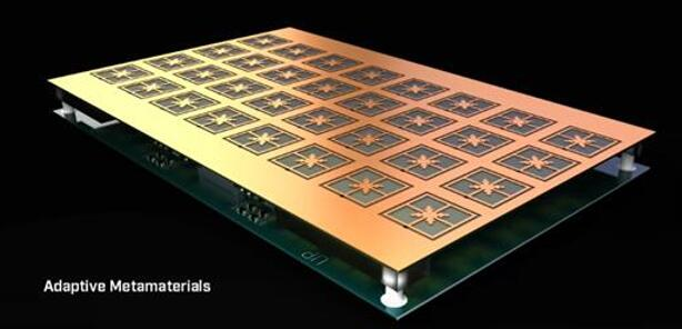 Metawave采用的自适应超材料