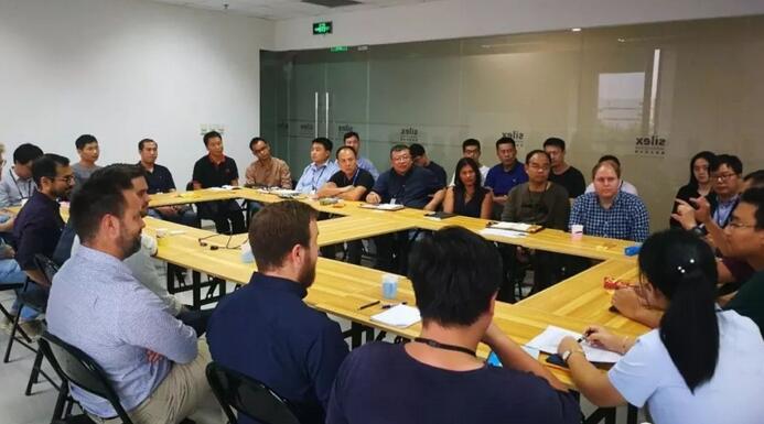 耐威科技:瑞典Silex团队到访北京,交流8寸MEMS代工线情况