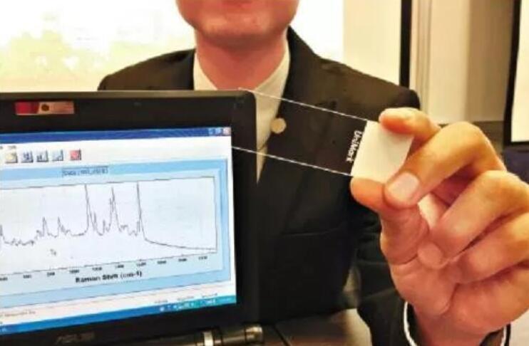 拉曼光谱仪能在最快30秒内完成检测