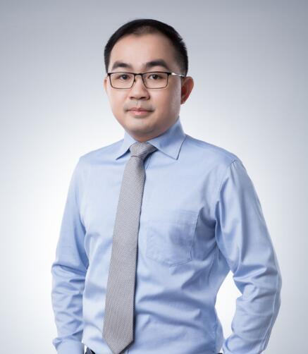 力策科技总经理张忠祥