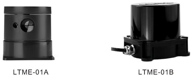 力策科技的机械式单线激光雷达