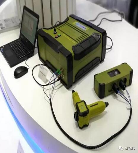 太赫兹波谱液体检测仪