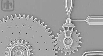 MEMS微齿轮结构