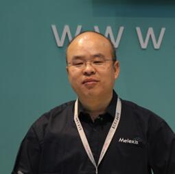 Melexis亚太区域销售与应用总监陈俊