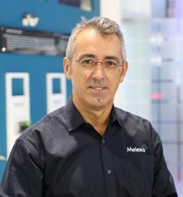 Melexis光学传感器市场经理Gualtiero Bagnuoli