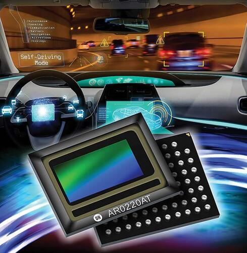 先进的CMOS图像传感器可以提供适用于新一代驾驶辅助和自动驾驶系统的分辨率,这些图像传感器有助于对象的分类,从而实现更安全的导航