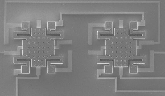 工作电压仅有50毫伏的NEMS继电器,有望大幅降低运算能耗