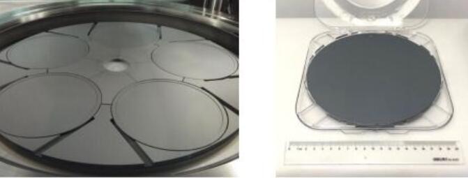 """耐威科技子公司成功研制""""8英寸硅基氮化镓外延晶圆"""""""