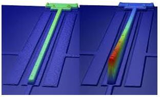研究人员利用静电悬浮设计了一款更耐久的MEMS开关