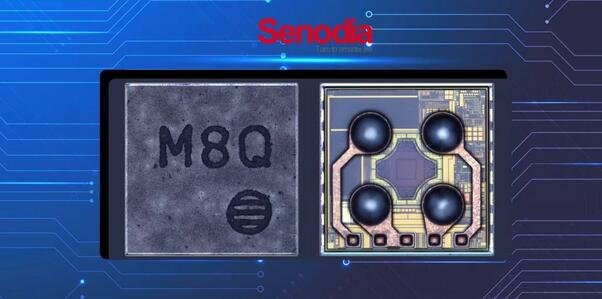 深迪推出新一代高性能小尺寸Hall磁传感器,面向手机/无人机和智能家居市场