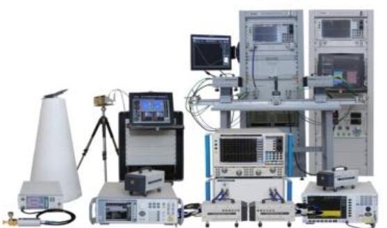 毫米波与太赫兹4种测试仪器和3种测试系统部分产品照片