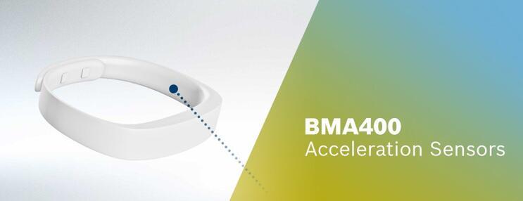 博世用于可穿戴设备的加速度计BMA400