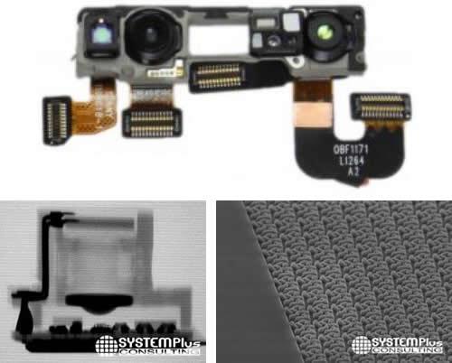 华为Mate 20 Pro手机3D深度传感系统拆解与逆向分析