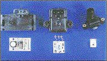 最成熟的汽车压力传感器应用——MAP传感器的结构已经从PCB组装的分立元件发展到更简单的带有厚膜电阻的混合基板