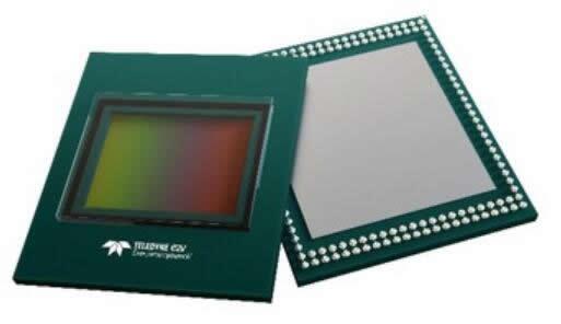 Teledyne e2v推出用于高速扫描和嵌入式视觉解决方案的新型500万像素CMOS图像传感器