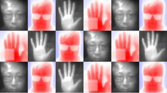 研究人员拍摄的测试照片,验证了一种低成本制造红外相机的新方法