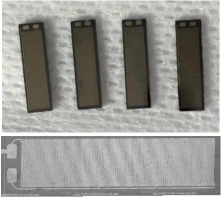 上海迈铸半导体科技有限公司利用MEMS-Casting™实现150匝磁通门探头的图片