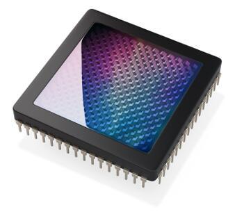 用于光束操纵的液晶超表面芯片