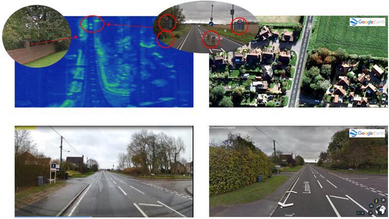 高分辨率、高保真度雷达为周围环境创建图像