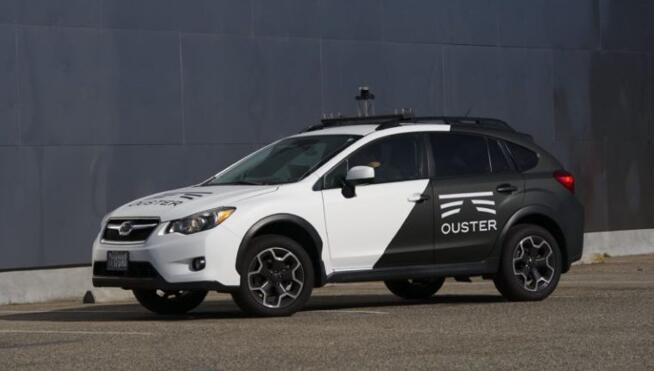 市场需求远不止自动驾驶,Ouster再融6000万美元扩产LiDAR