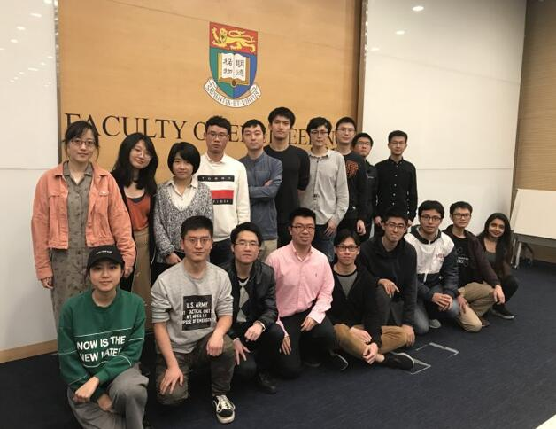 Ho Cheung Shum(Anderson)研究团队