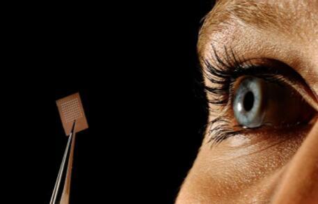 MEMS视网膜植入物原型