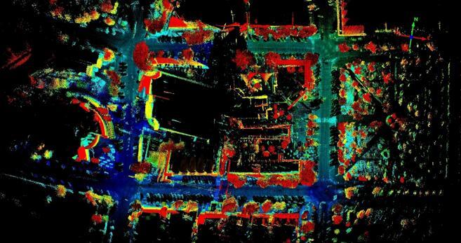 Velodyne激光雷达传感器大举进入航空测绘市场