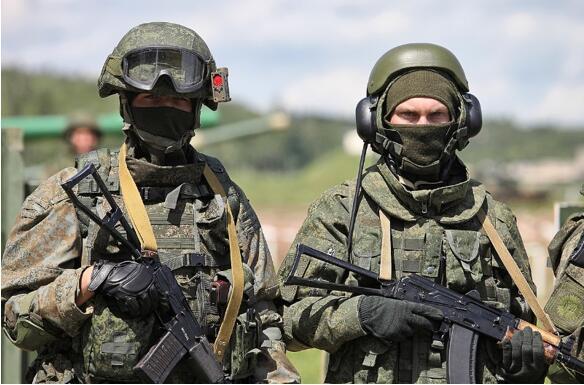 美俄对抗热成像的军用迷彩技术