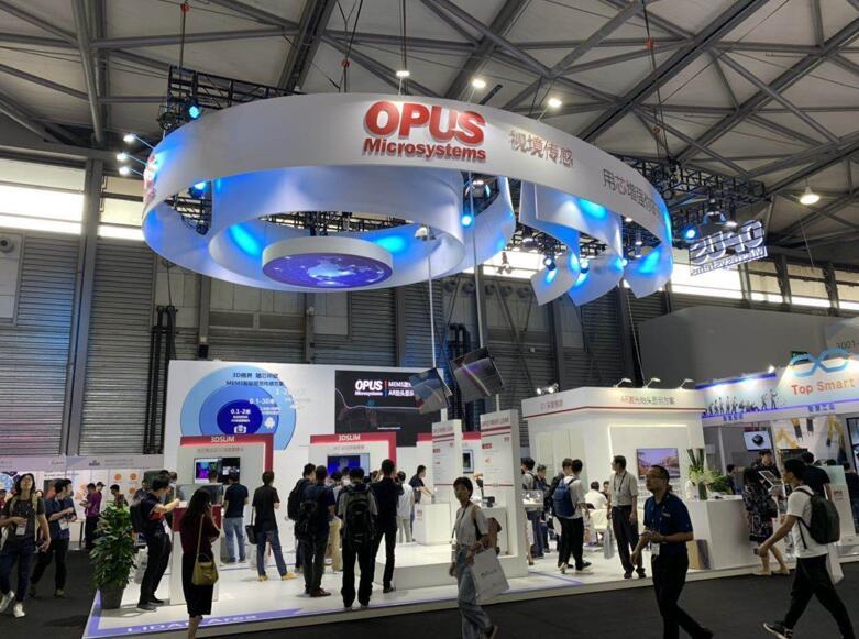 OPUS亮相CES Asia 2019,倍受行业观众关注