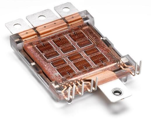 采用丹佛斯BondBuffer®先进技术的DCM™功率模块