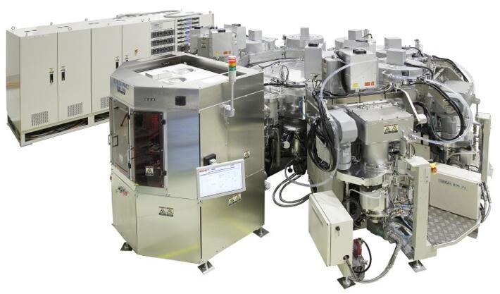 溅射系统SME-200