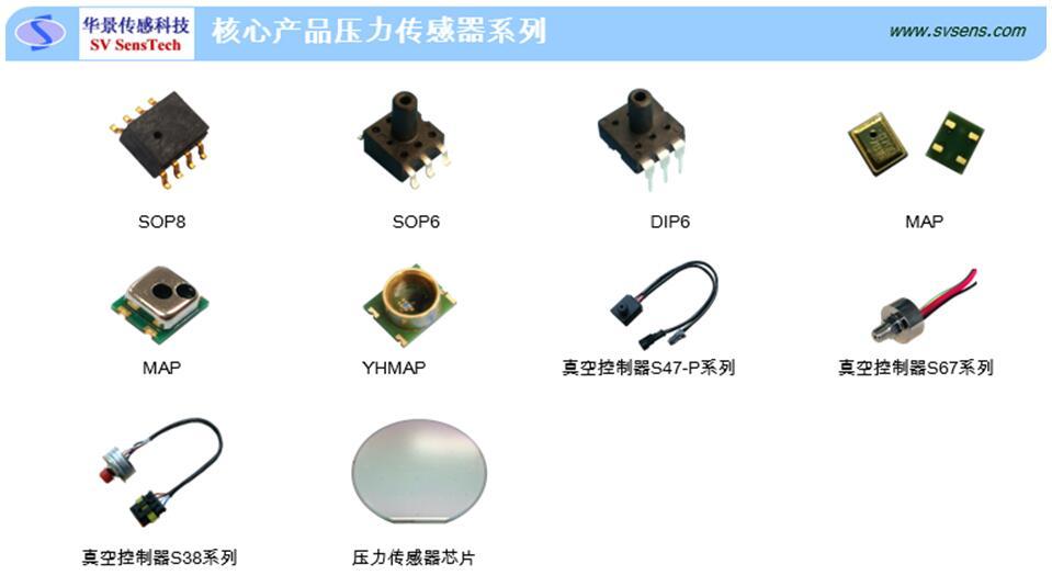 华景传感压电传感器