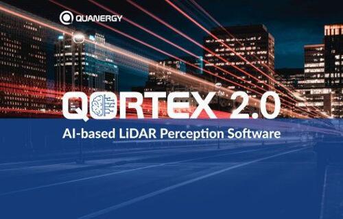 Quanergy推出下一代人工智能LiDAR感知软件