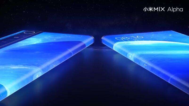小米MIX Alpha 5G概念手机