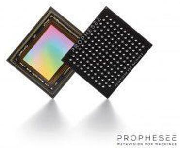 Prophesee推出首款基于事件的工业级视觉传感器