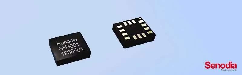 """深迪推出中国首款适用手机的六轴惯性传感器,成就惯性""""中国芯"""""""