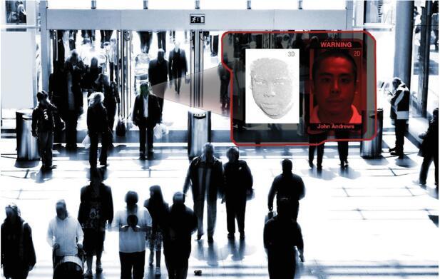 创新的FMCW激光雷达实现远距离3D人脸和物体识别