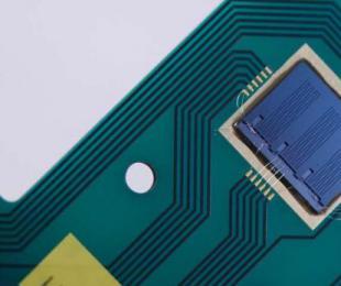 """一种全新的MEMS扬声器原型:利用""""琴弦""""弹奏乐曲"""