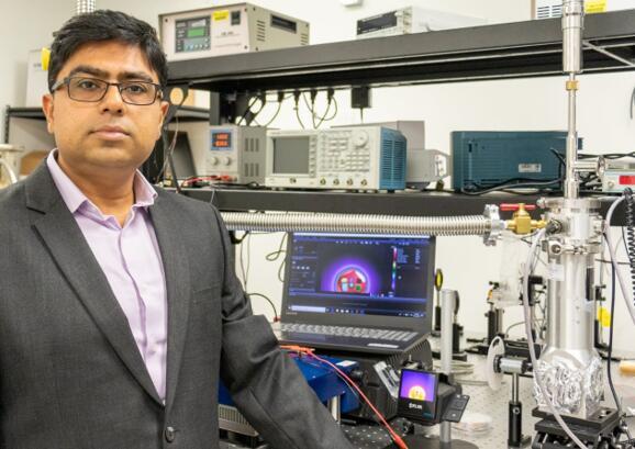 """中佛罗里达大学开发新型红外探测器,可看清黑夜里的""""颜色"""""""
