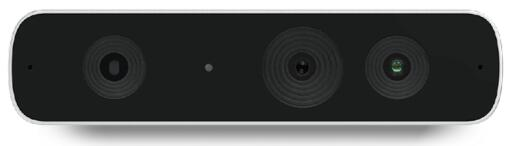 韵动体感科技自主研发量产的高精度3D结构光深度相机