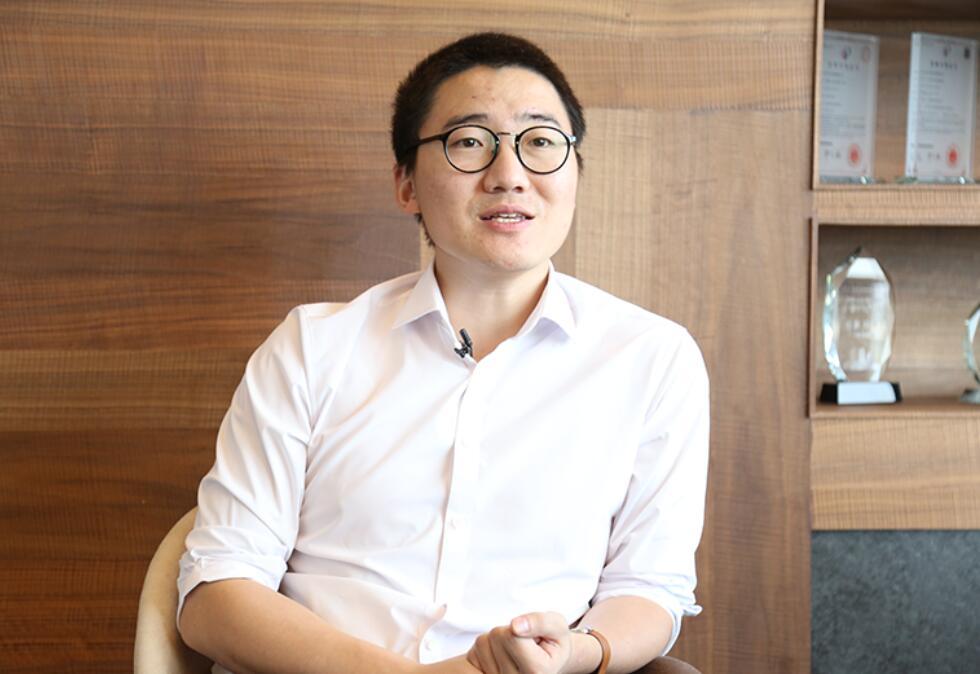 禾赛科技联合创始人、CEO李一帆接受新华网采访