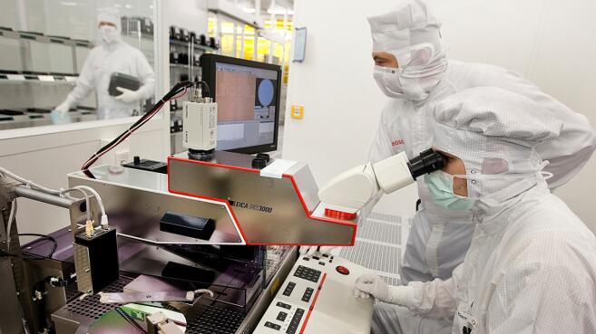 """Bosch工艺引发传感器""""蝴蝶效应"""",MEMS应用大放异彩"""