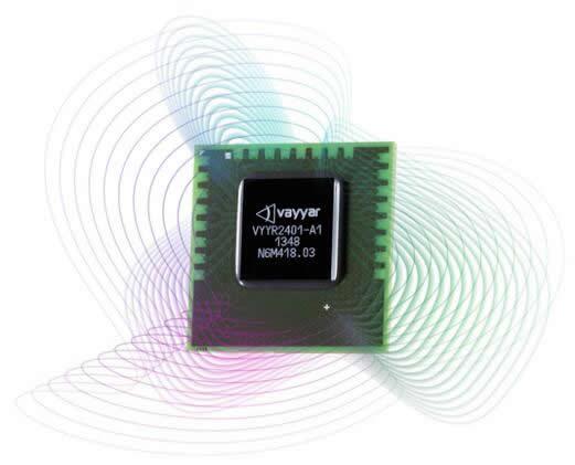 4D成像雷达供应商Vayyar完成D轮1.09亿美元融资