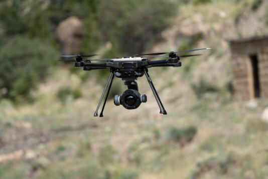 FLIR发布StormCaster产品,为无人机提供高性能的多种传感功能