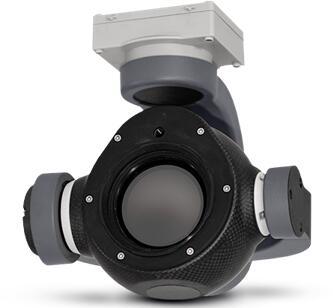StormCaster-T可提供连续变焦长波红外成像